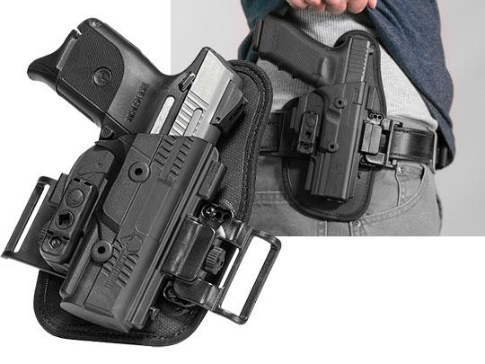 versatile off duty carry holster