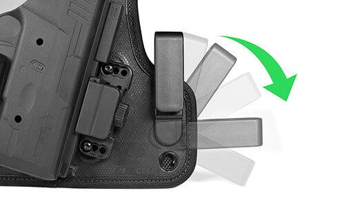 Adjustable Clips-Zero Hardware