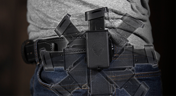 Enhanced Holster Flexibility