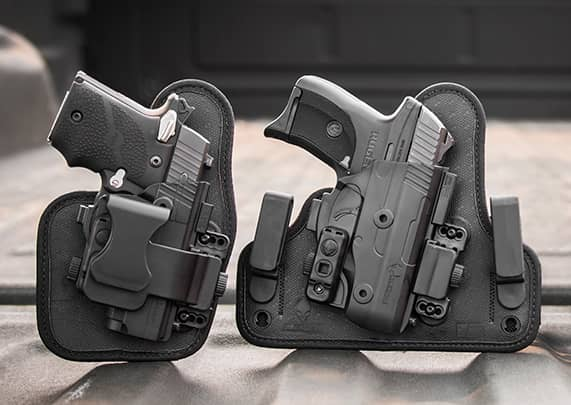 2 Holster Combo from Alien Gear Holsters