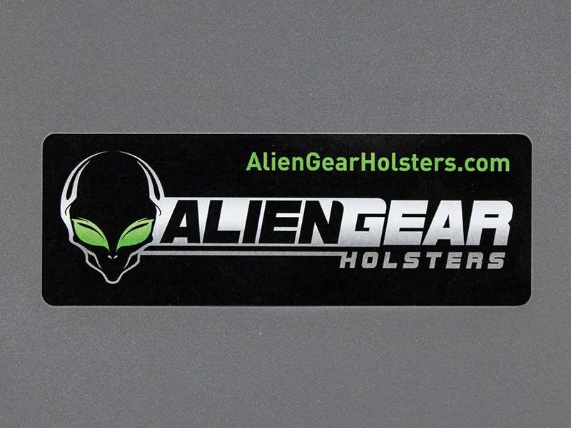 Alien Gear Bumper Sticker
