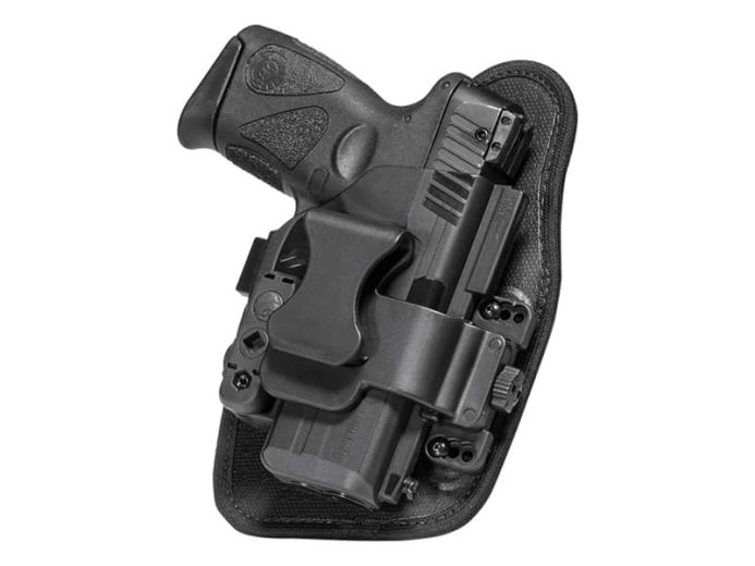 S&W M&P Shield 9mm Alien Gear ShapeShift Appendix Carry Holster