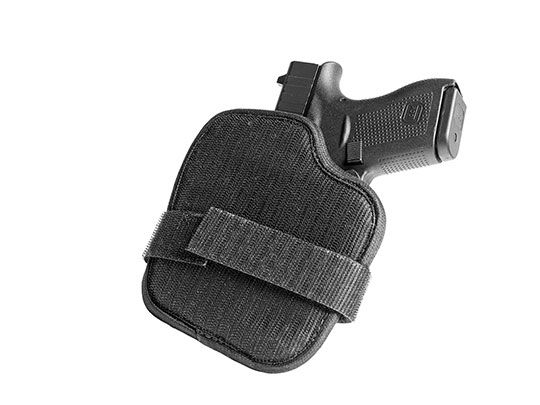 Walther PPQ 4 inch 9mm/.40 cal ShapeShift Hook & Loop Holster