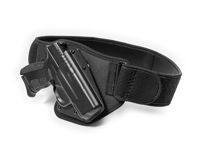 Glock - 23 (Gen 1-4) Alien Gear Low-Pro Belly Band Holster