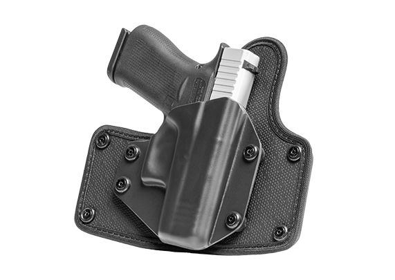 S&W M&P Shield 2.0 .40 cal Alien Gear Cloak Belt Holster