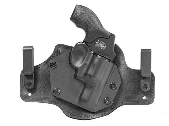 S&W K Frame 4 inch Barrel Cloak Tuck 3.0 IWB Holster for Revolvers