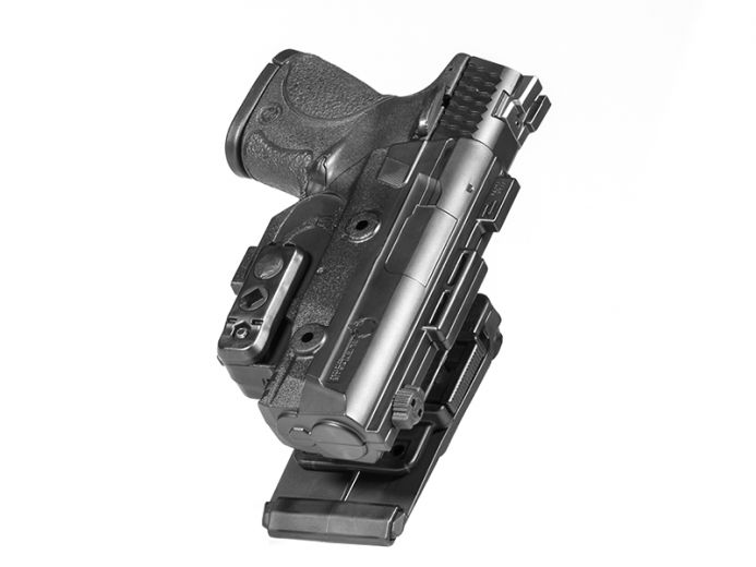 S&W M&P40 4.25 inch barrel ShapeShift MOLLE Holster