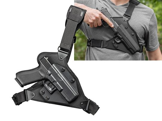 CZ - A01 Alien Gear Cloak Chest Holster