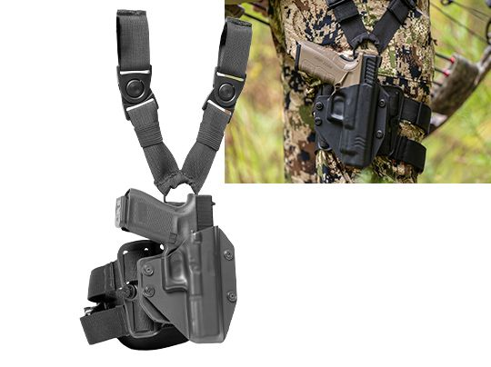 CZ - A01 Cloak Mod Drop Leg Holster