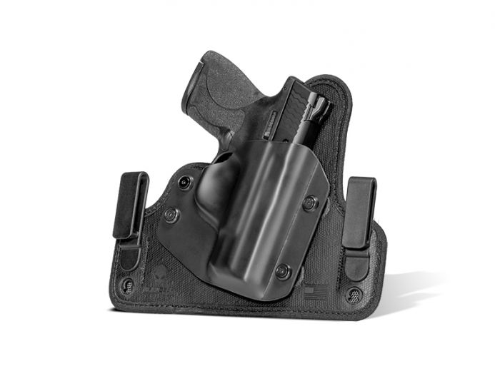 Glock - 23 (Gen 1-4) Alien Gear Cloak Tuck 3.5 IWB Holster (Inside the Waistband)