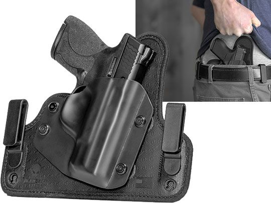 S&W Sigma SW9G Alien Gear Cloak Tuck 3.5 IWB Holster (Inside the Waistband)