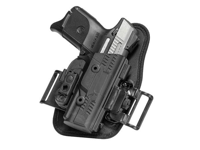 S&W M&P Shield 9mm Alien Gear ShapeShift OWB Slide Holster