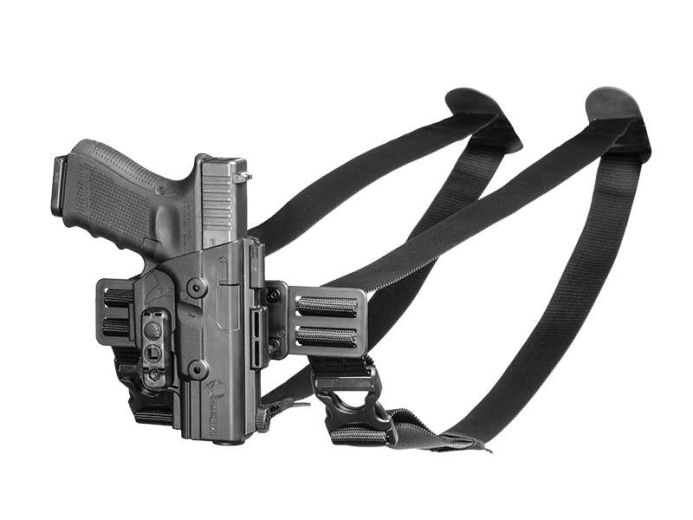 Springfield XD-E 3.3 inch barrel ShapeShift Driver Defense Holster