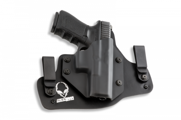 Taurus 856 .38 Spl 2 inch Alien Gear Cloak Tuck IWB Holster (Inside the Waistband)
