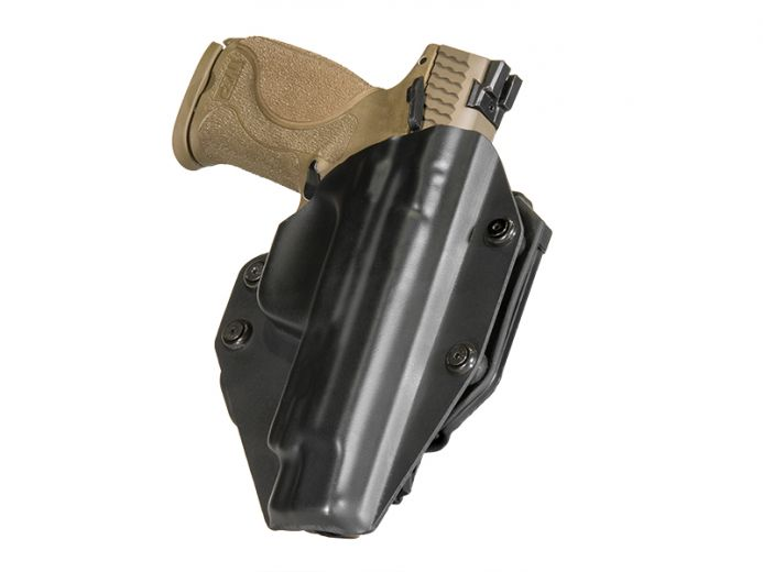 S&W M&P Shield .40 cal Cloak Mod MOLLE Holster