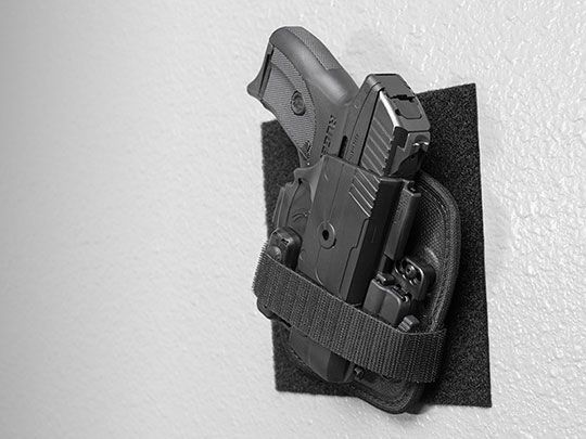 S&W M&P Shield 2.0 .40 cal ShapeShift Hook & Loop Holster