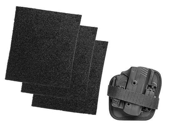 Springfield XD 4 inch barrel ShapeShift Hook & Loop Holster