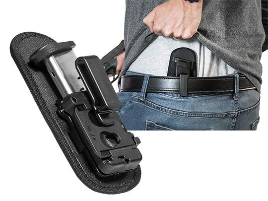 Enhanced F Single Cloak Mag Carrier
