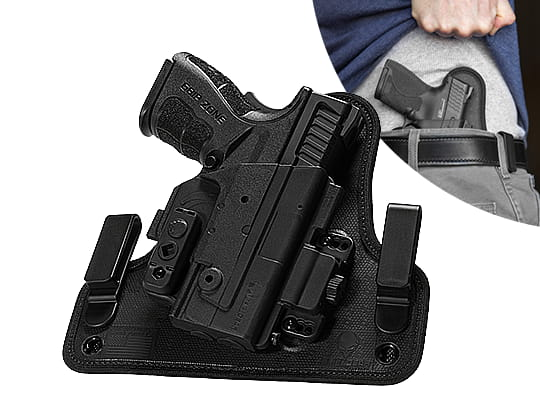 Springfield XDs 3.3 Alien Gear ShapeShift 4.0 IWB Holster