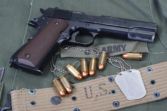 popular 1911 pistols