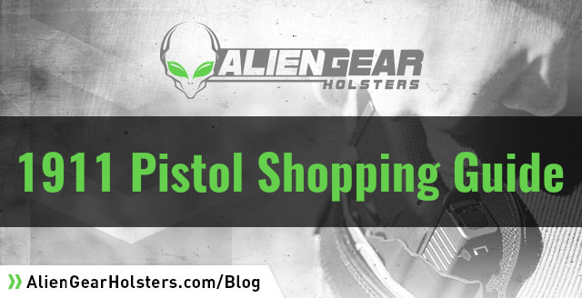 1911 pistol shopping guide