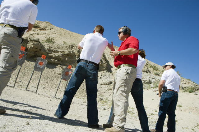 concealed carry instructor certification