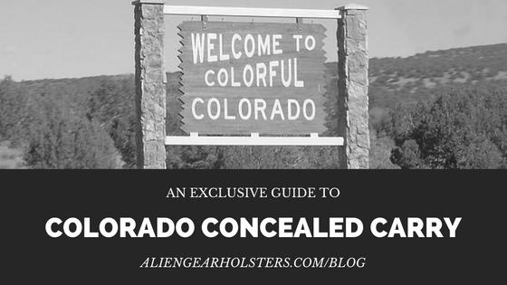 Colorado Concealed Carry