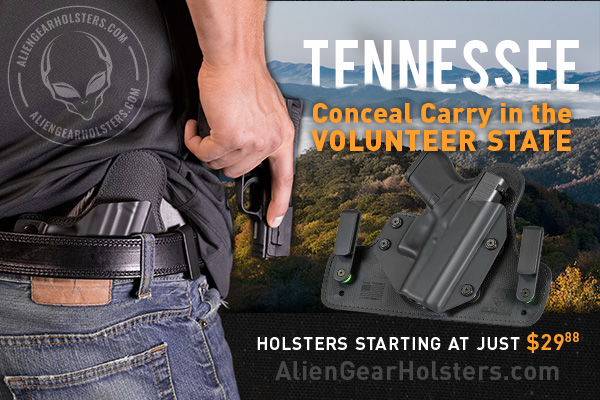 carrying ccw in tennessee