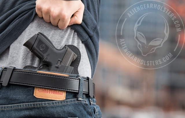 concealed carry give instructions