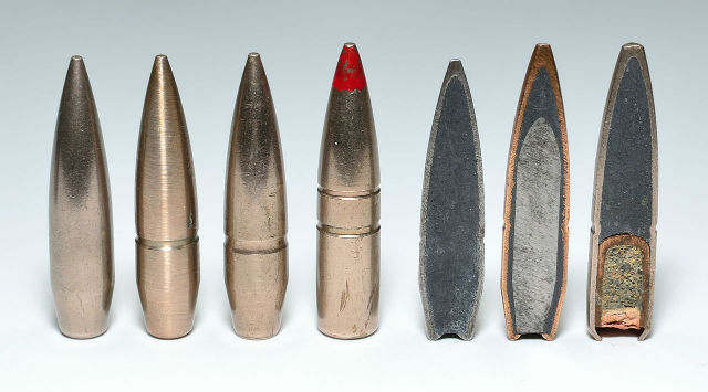 fmj rounds