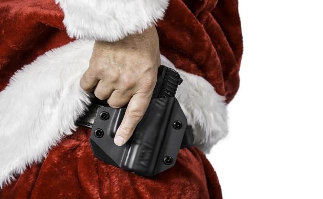 giving gun as gift