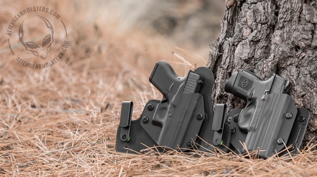 buying a holster for somebody else