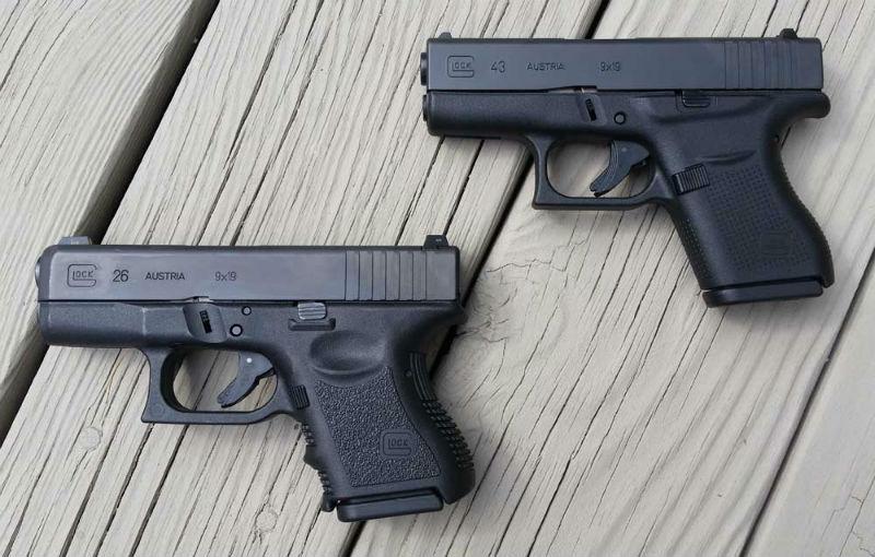 glock 43 vs glock 26