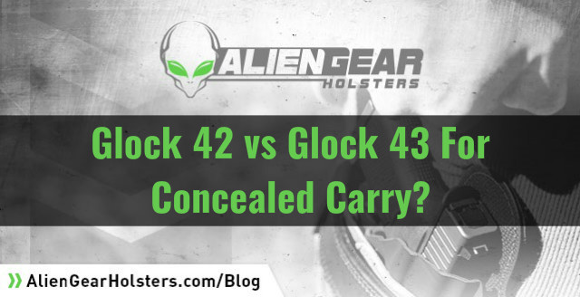 best glock for ccw