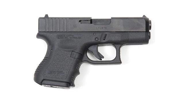 Is it a Glock 26