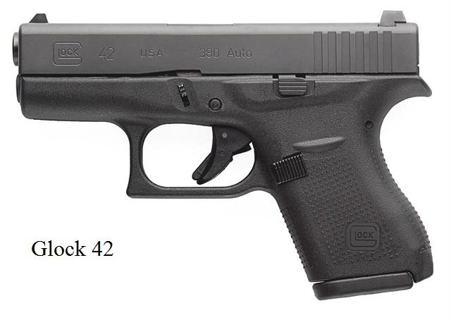 It is a Glock 42