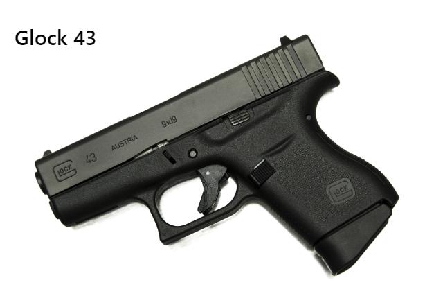 It is a Glock 43