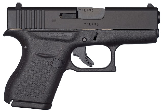 Is it a Glock 43