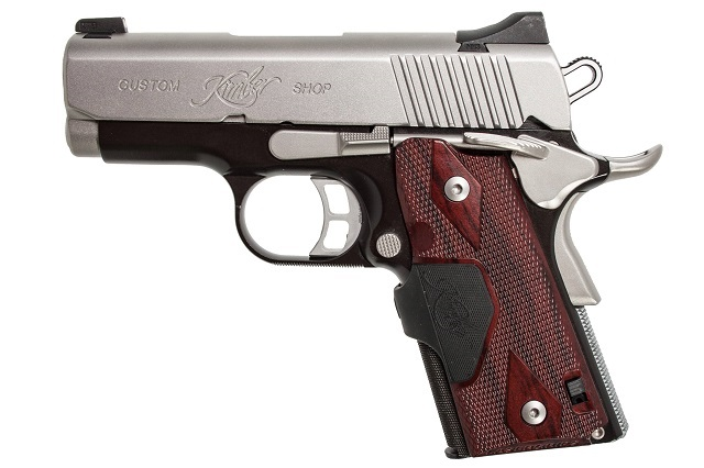 Is it a Kimber Ultra 1911
