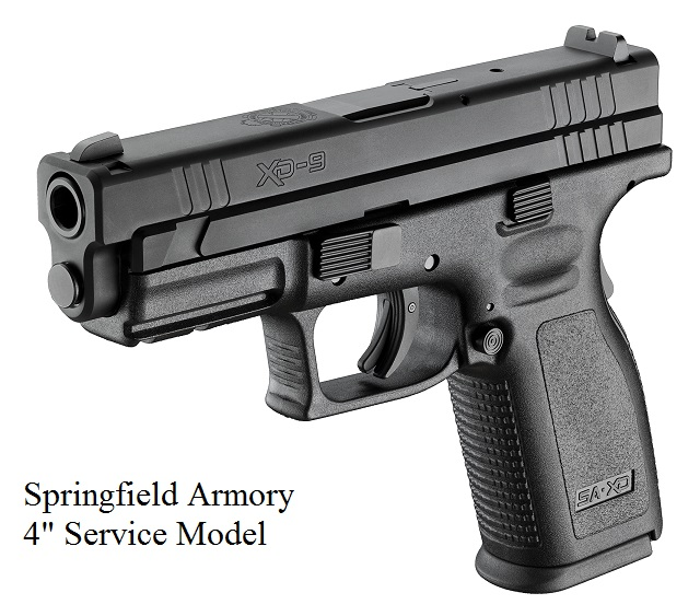 It is a SA XD 4 inch service model