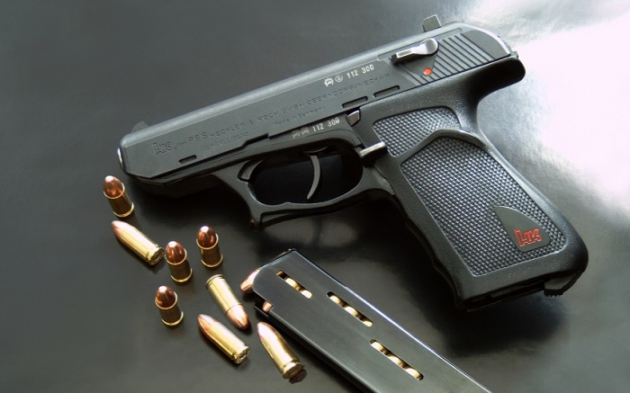 handguns for concealed carry by H&K