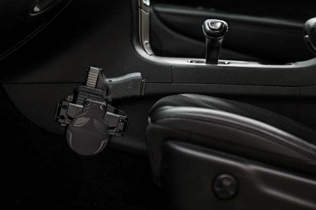 picking a car holster