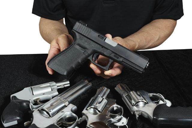 identify gun type