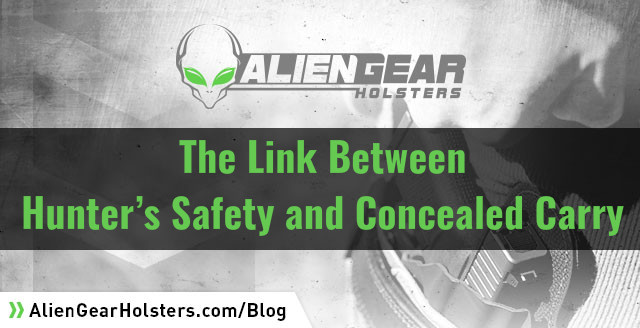 concealed carry benefits from hunters sfaety