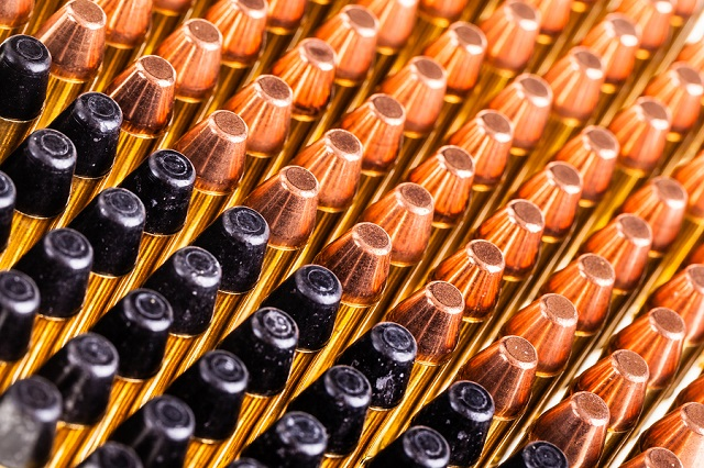 bullet                 safe storage