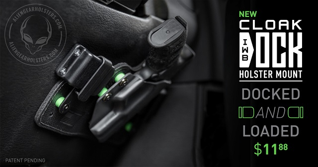 car holster mounts