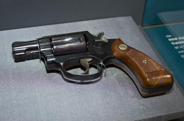 model 36 revolver