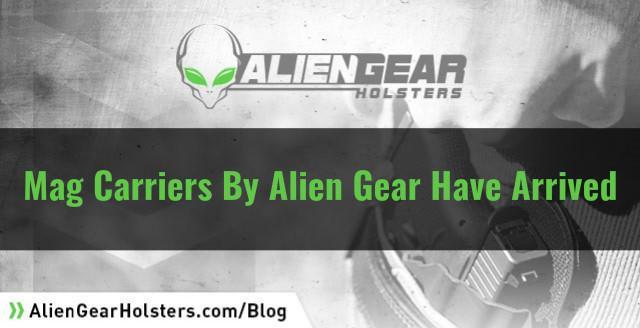 alien gear holsters mag carriers