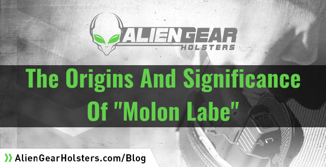molon labe meaning