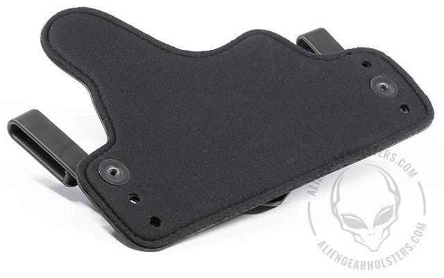 sweat resistant gun holster